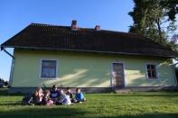 Dom w Kaszunach