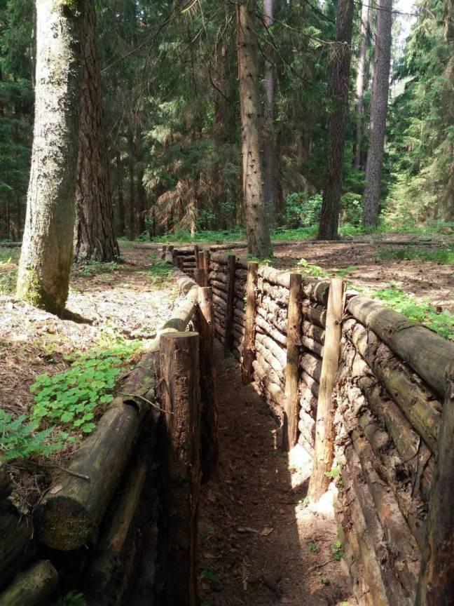 Okopy umocnione drewnianymi belami są dziś rekonstrukcją, która zaciekawi zarówno młodszych jak i starszych. Wiernie oddają rzeczywisty wygląda Lidzbarskich fortyfikacji.