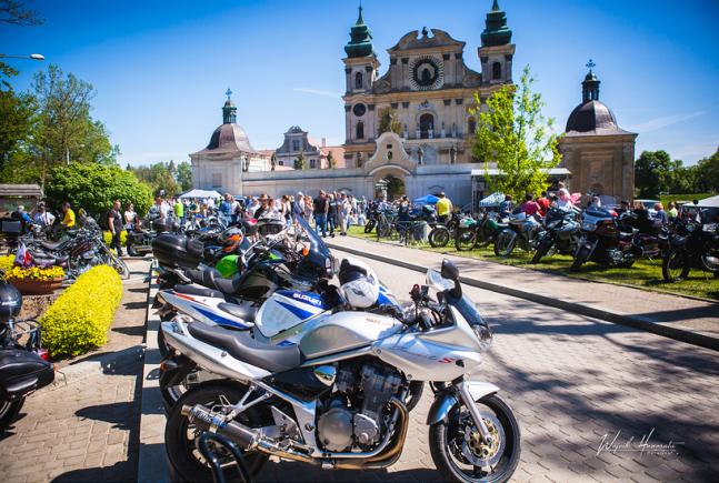 Wydarzenie Warmińsko Mazurskie. Impreza Motocyklowaw Krośnie
