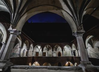 Noc Muzeów 2019 na zamku w Lidzbarku Warmińskim.